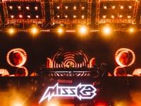 Miss K8 Spacejam Festival Bangkok Thailand Saturday 27 October 2018
