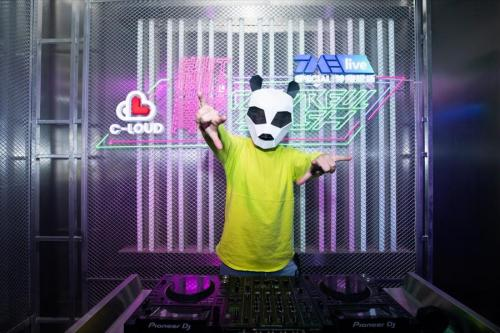 Pinka Panda / C-loud Beijing China / 5 May 2021