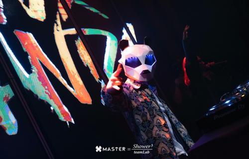 Pink Panda / Club Master Shanghai / 25 March 2021