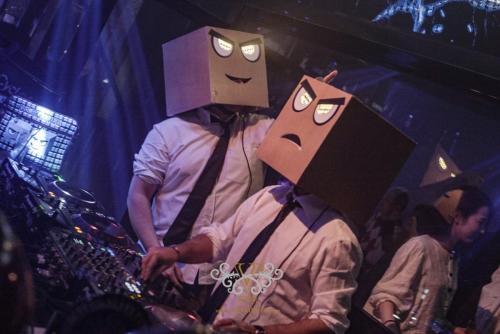 DJs From Mars/ V2 Tokyo Japan/ May 2 2019
