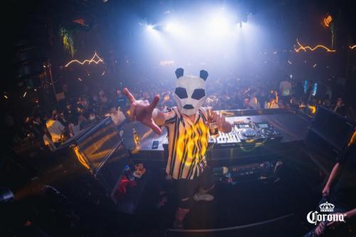 Pink Panda / Catwalk Club Guangzhou China / 18 Sep 2021