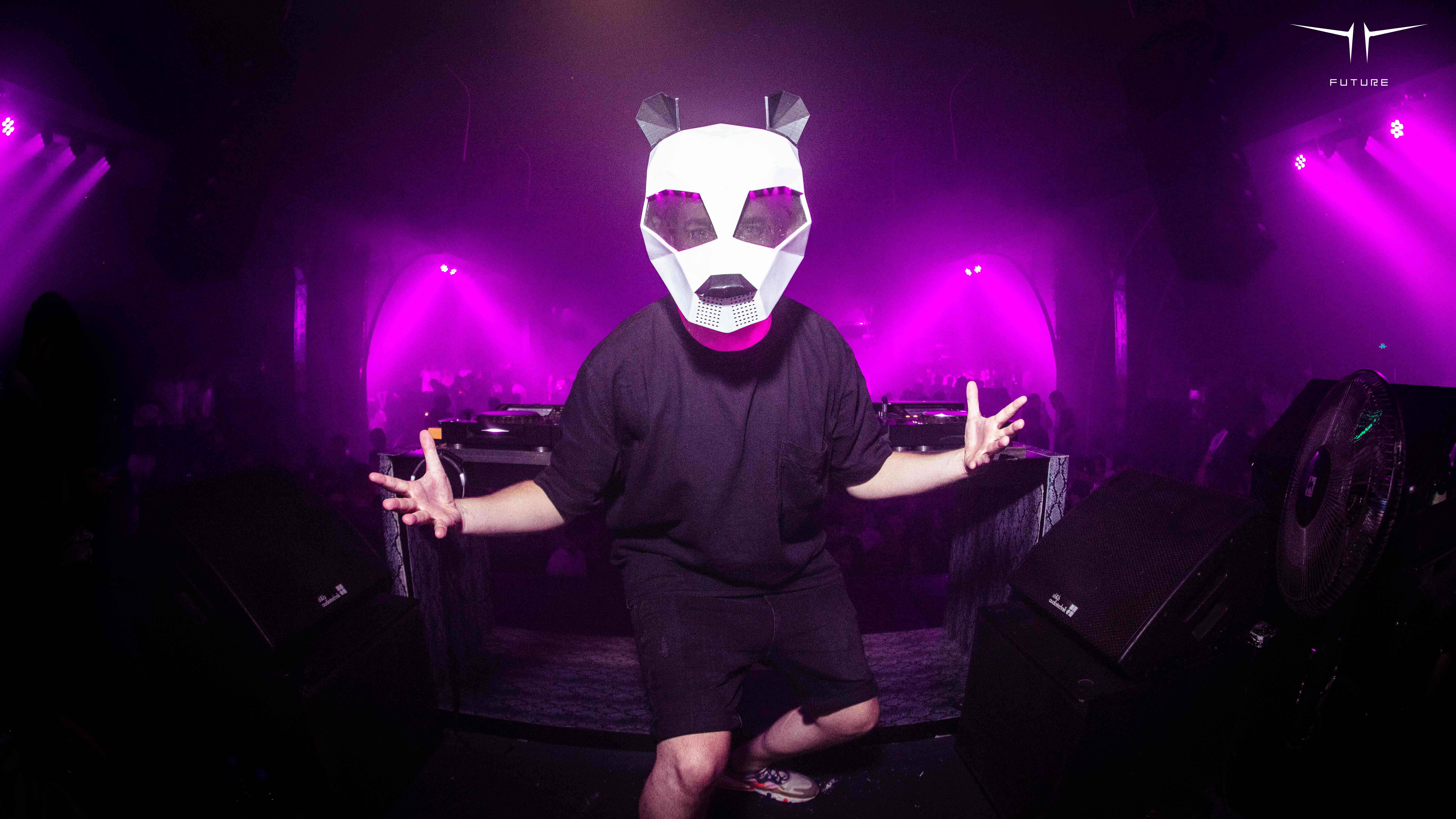Pink Panda/Club Future Nanjing China/3 July 2020