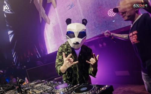 Pink Panda / Space Plus Nanjing China / 26 June 2021