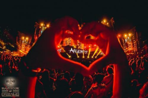 Angerfist/ Bangkok of Dreams/ Jan 25  2020