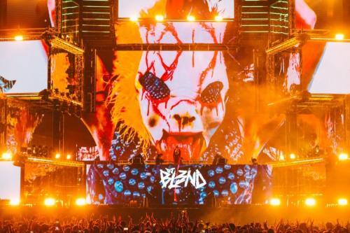 DJ Bl3nd/ Bangkok Of Dreams/ January 26 2019
